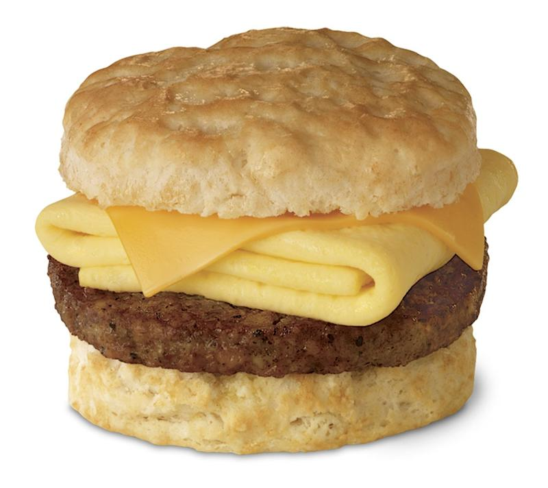 Sausage, Egg&Cheese Biscuit