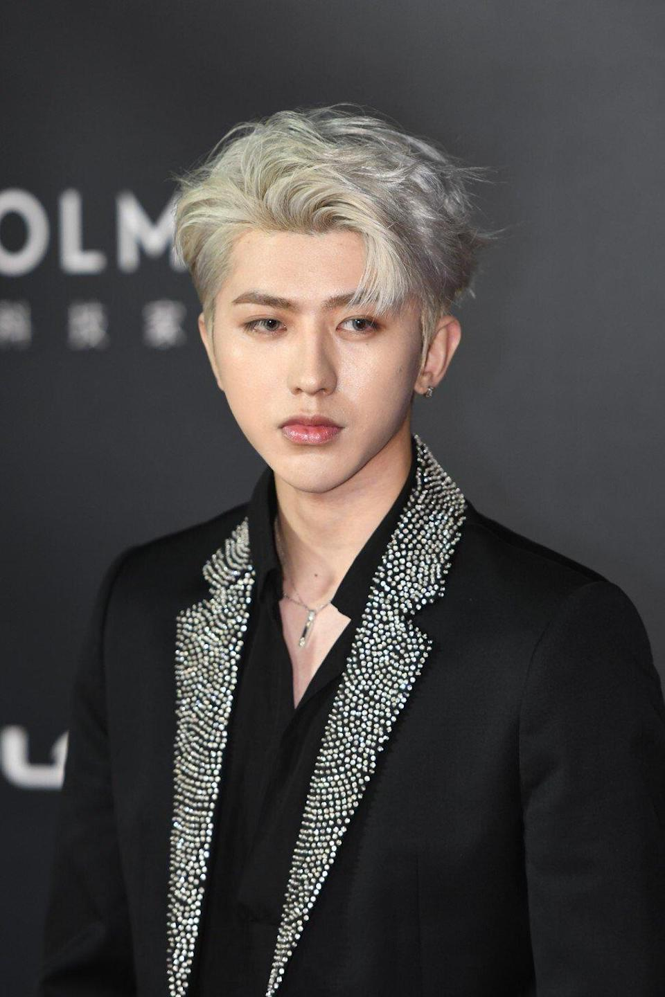 Cai was criticised in Chinese for releasing only half of his album in April. Photo: Getty Images