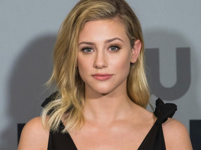"""Lili Reinhart in May 2018. <p class=""""copyright"""">Charles Sykes/Invision/AP</p>"""