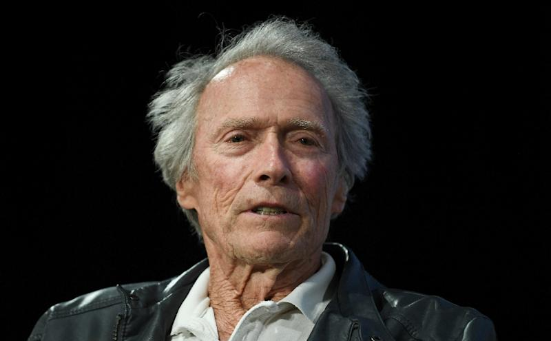 Clint Eastwood, 86, hi...