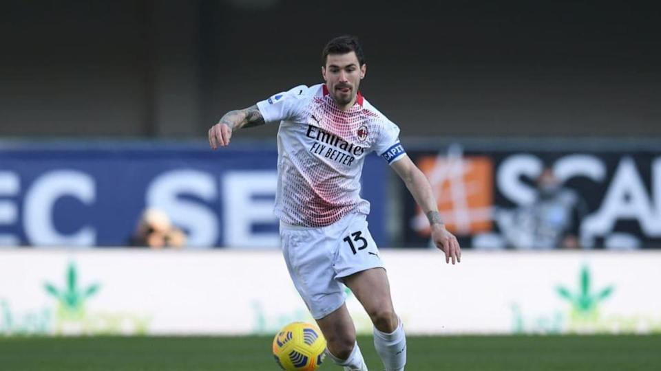 Alessio Romagnoli | Alessandro Sabattini/Getty Images