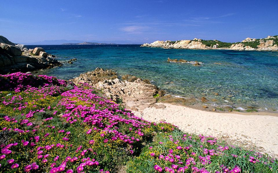 """<p>An unassuming understudy to Capri, La Maddalena, off the coast of Sardinia, is getting some well-deserved attention. It's now the site of <strong>La Maddalena Hotel & Yacht Club</strong> <em>(39-78/979-4273; <a href=""""http://www.lamaddalenahyc.com/"""" rel=""""nofollow noopener"""" target=""""_blank"""" data-ylk=""""slk:lamaddalenahyc.com"""" class=""""link rapid-noclick-resp"""">lamaddalenahyc.com</a>; doubles from $340),</em> which now has some 200 slips for the yachts that will find their way here soon. Stefano Boeri Architects designed the angular, 96-room hotel, whose biggest draw is its glass-and-travertine spa. Beyond the resort, there are pristine beaches, hidden coves, and rare birds to discover.</p><p><strong>T+L Tip:</strong> Tour the <strong>Garibaldi House & Museum</strong> <em>(Casa Bianca),</em> on nearby Caprera, where the 19th-century politico Giuseppe Garibaldi lived. -<em>Maria Shollenbarger</em></p>"""