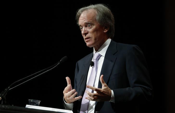 Bill Gross, speaks at the Morningstar Investment Conference in Chicago
