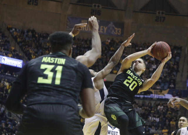Baylor tried to re-create some last-second magic Tuesday night. (AP Photo)