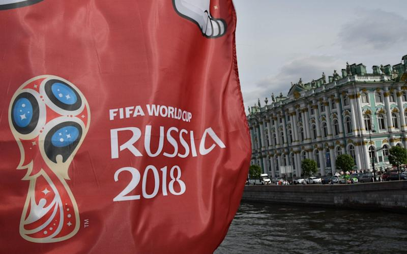 Police are now working to trace the remainder of those banned from travelling to the Russia 2018 World Cup - AFP