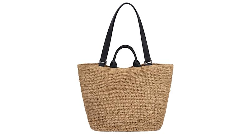 Large Paper Tote Bag