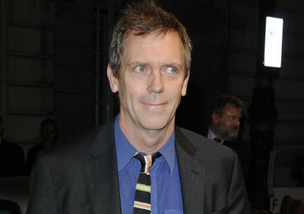 "Hugh Laurie de ""Dr House"" à Barbe noire"