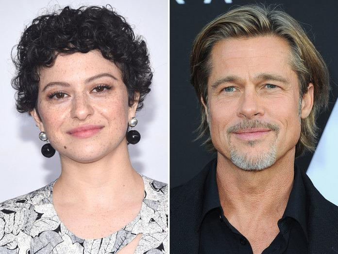 Brad Pitt & Alia Shawkat Have Been Spotted Together Several Times!