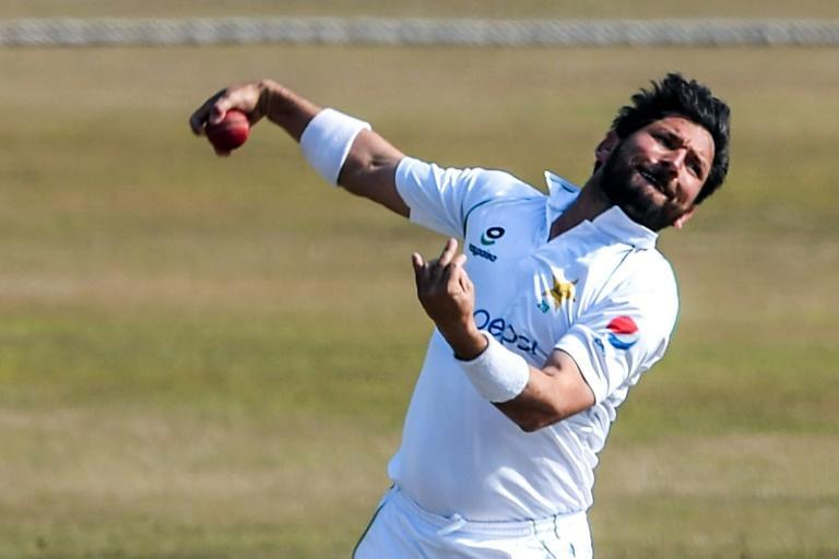 Yasir will miss the two-Test series with a knee injury
