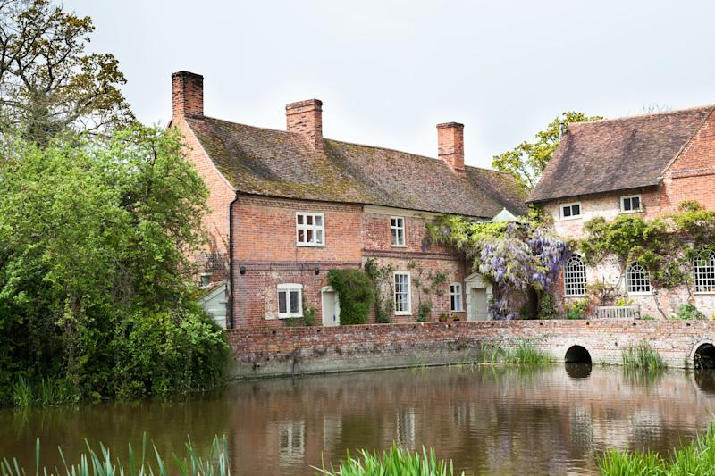 Flatford Mill - getty