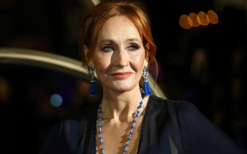 Harry Potter author - and social media pariah - JK Rowling - Invision