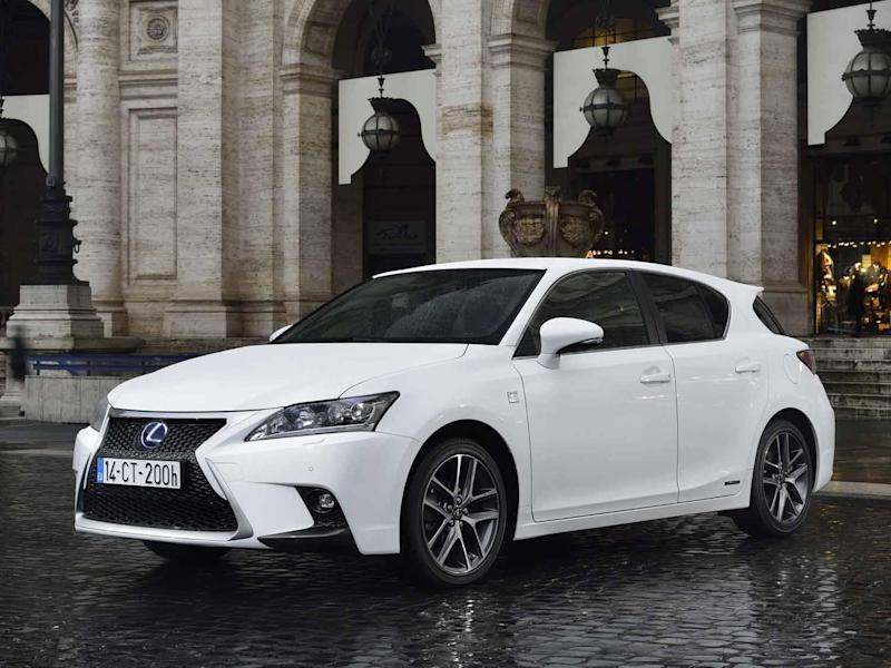 Lexus Will Give The Compact Hatchback Segment A Second Shot In 2017 With Brand New Ct Hybrid