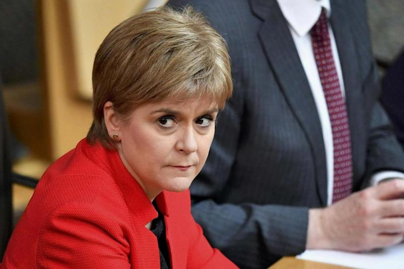 First Minister of Scotland Nicola Sturgeon said the mandate for a referendum is now