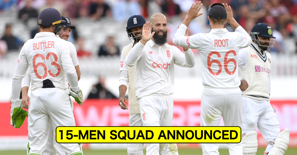 Just IN: Dawid Malan Returns As England Announce 15-Men Squad For Third Test Against India
