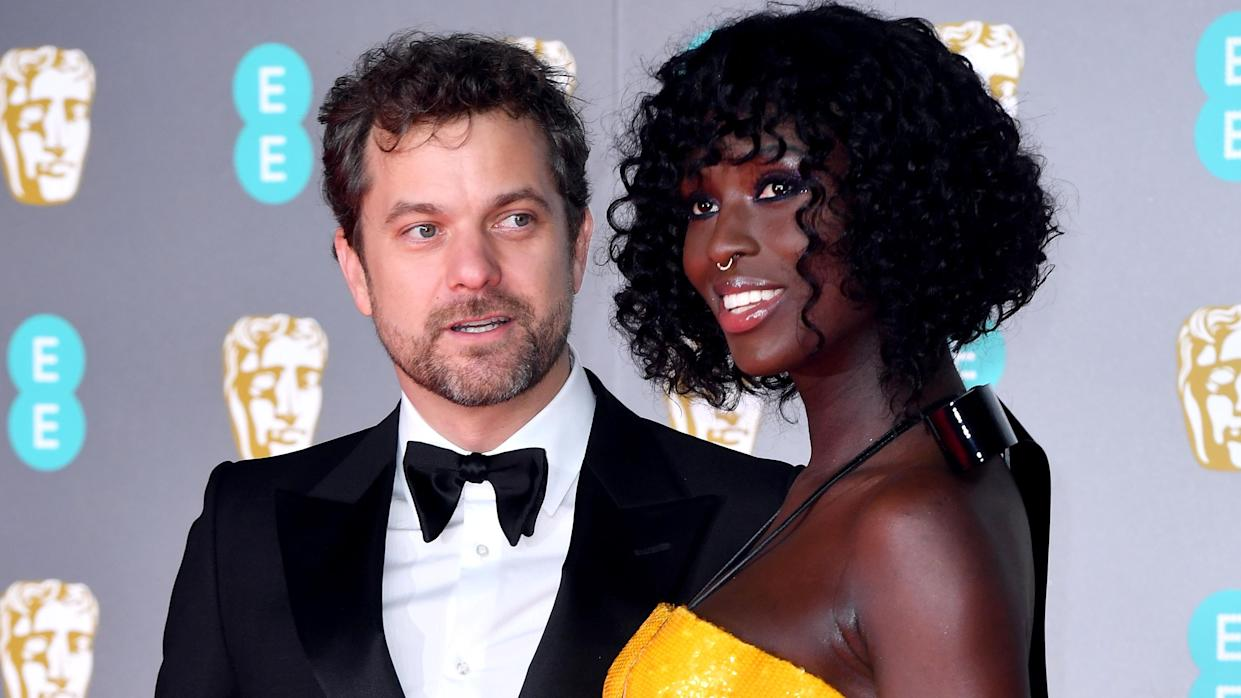 Joshua Jackson and Jodie Turner-Smith married in 2019. (PA)
