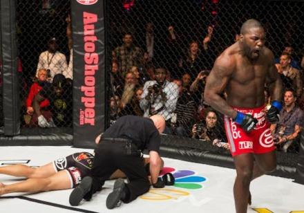 UFC Signs Anthony Johnson to Rumble with Phil Davis at UFC 172 in Baltimore