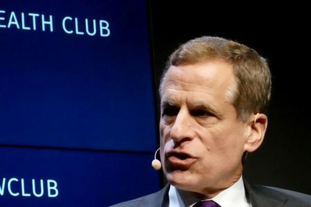 FILE PHOTO: Dallas Federal Reserve Bank President Robert Kaplan speaks at the Commonwealth Club in San Francisco