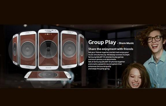 Samsung Group Play