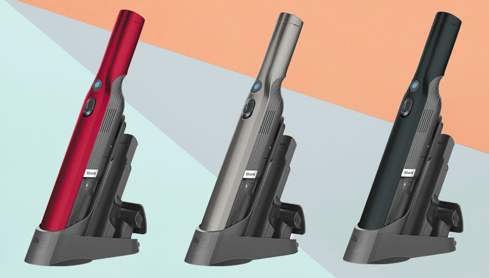 Give this vacuum a hand — it's on sale for only $96! (Photo: Kohl's)