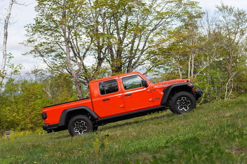 2020 Jeep Gladiator Rubicon107