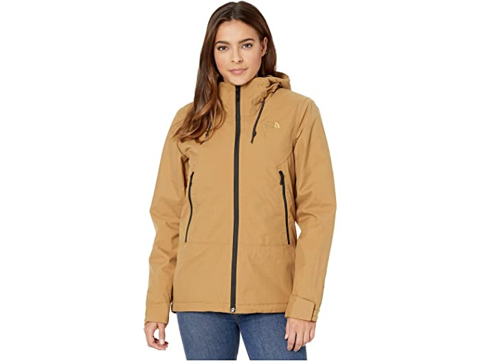 "<br><br><strong>The North Face</strong> Inlux Insulated Jacket, $, available at <a href=""https://go.skimresources.com/?id=30283X879131&url=https%3A%2F%2Ffave.co%2F2JdNQ6S"" rel=""nofollow noopener"" target=""_blank"" data-ylk=""slk:Zappos"" class=""link rapid-noclick-resp"">Zappos</a>"