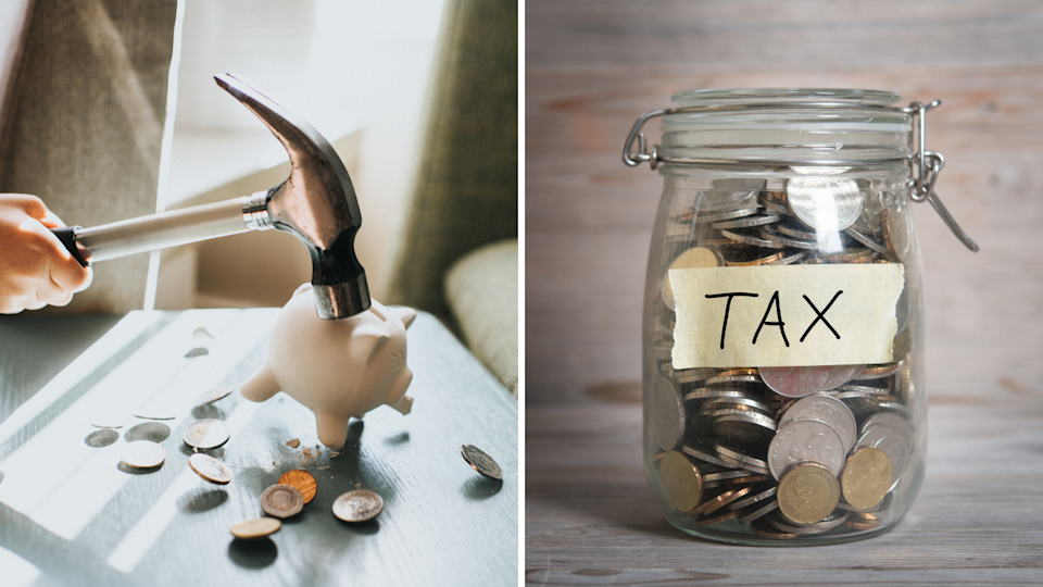 Here's how to take control of your tax, and your debts. (Source: Getty)