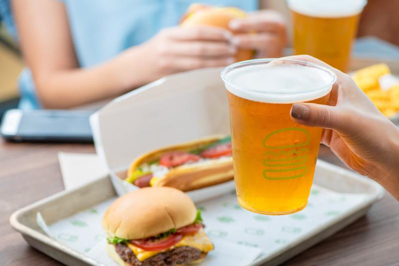 ShackMeister Ale. Photo: Shake Shack
