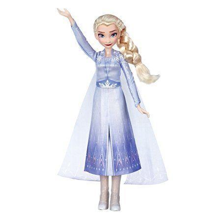 "<p><strong>Disney Frozen</strong></p><p>walmart.com</p><p><strong>$18.99</strong></p><p><a href=""https://go.redirectingat.com?id=74968X1596630&url=https%3A%2F%2Fwww.walmart.com%2Fip%2F562348867&sref=https%3A%2F%2Fwww.redbookmag.com%2Flife%2Fg34832297%2Fgifts-for-kids%2F"" rel=""nofollow noopener"" target=""_blank"" data-ylk=""slk:Shop Now"" class=""link rapid-noclick-resp"">Shop Now</a></p><p>Now that your kids have seen <em>Frozen II </em>a million times, they'll love this Elsa doll, which sings ""Into the Unknown,"" likely their favorite song from the movie. (The accompanying <a href=""https://go.redirectingat.com?id=74968X1596630&url=https%3A%2F%2Fwww.walmart.com%2Fip%2FDisney-Frozen-2-Singing-Anna-Musical-Fashion-Doll-with-Purple-Dress%2F173469814&sref=https%3A%2F%2Fwww.redbookmag.com%2Flife%2Fg34832297%2Fgifts-for-kids%2F"" rel=""nofollow noopener"" target=""_blank"" data-ylk=""slk:Anna doll"" class=""link rapid-noclick-resp"">Anna doll</a> sings ""The Next Right Thing."") <em>Ages 3+</em> </p>"