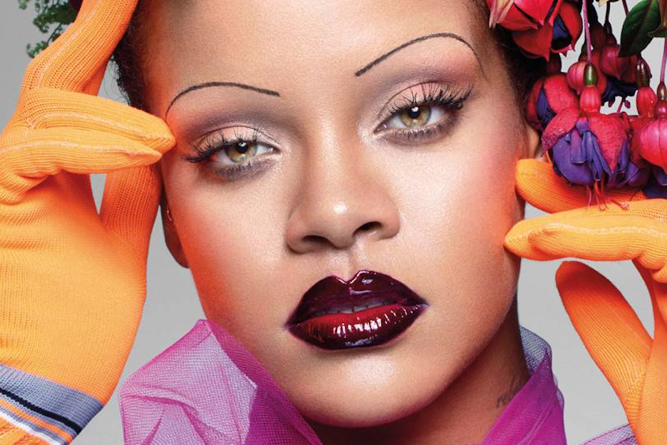 Rihanna covers the September issue of the fashion bible. [Photo: Vogue]