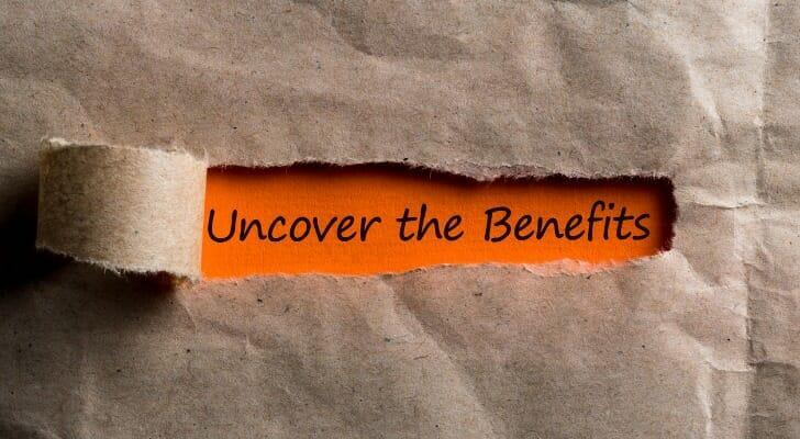 """""""Uncover the benefits"""""""