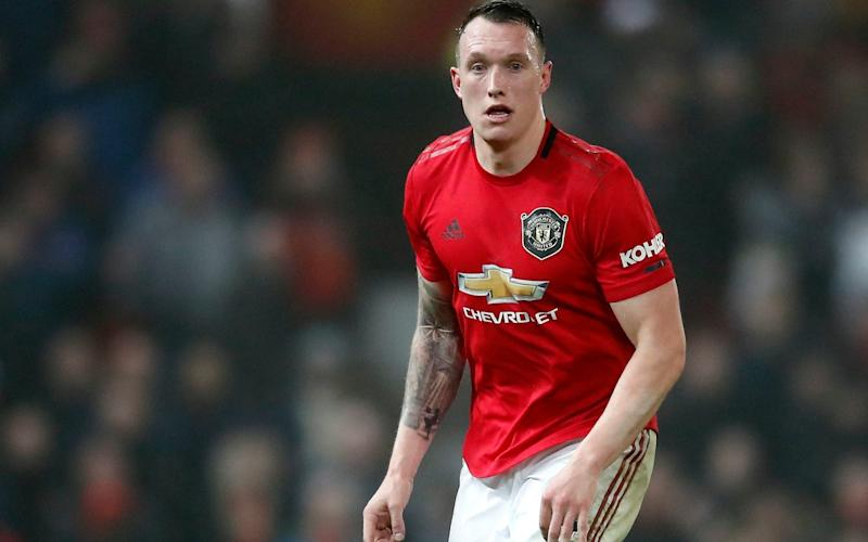 Twitter deletes tweet from in-house feed appearing to mock Phil Jones after Manchester United complaint The post breached Twitter's own guidelines and was sent on Tuesday evening by @TwitterUK, saying: 'Name a better footballer than Phil Jones' - Martin Rickett/PA Wire