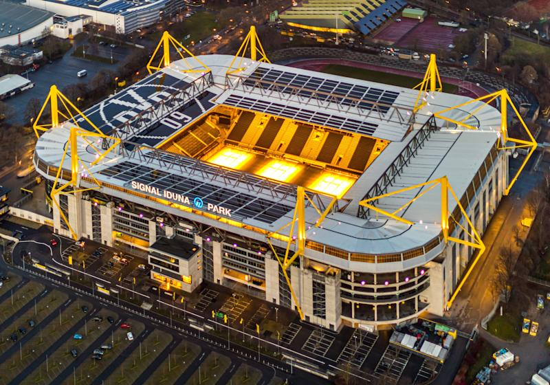 Legendäre Stadien: Happy Birthday, BVB-Tempel!