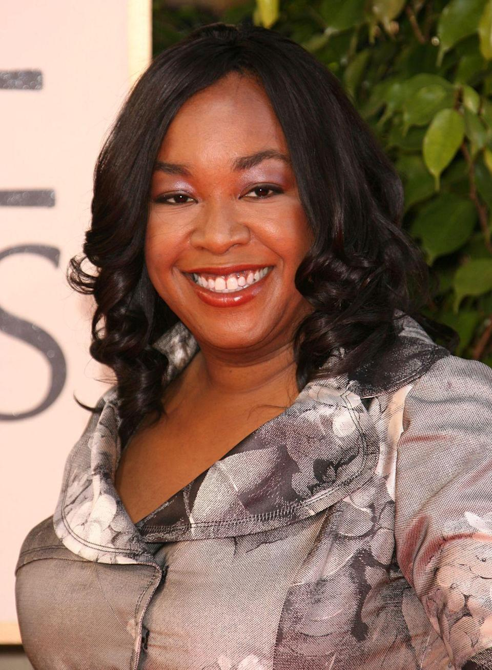 """<p>In the same interview with <a href=""""http://www.oprah.com/omagazine/oprah-interviews-greys-anatomy-creator-shonda-rhimes#ixzz4nO3igJrm"""" rel=""""nofollow noopener"""" target=""""_blank"""" data-ylk=""""slk:Oprah"""" class=""""link rapid-noclick-resp"""">Oprah</a>, Rhimes said, """"My show is more personal [than <em>E.R.</em><span class=""""redactor-invisible-space"""">]</span>. The idea for the series began when a doctor told me it was incredibly hard to shave her legs in the hospital shower. At first that seemed like a silly detail. But then I thought about the fact that it was the only time and place this woman might have to shave her legs.""""<br></p>"""