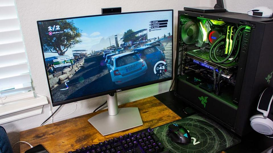 gaming on a dell monitor
