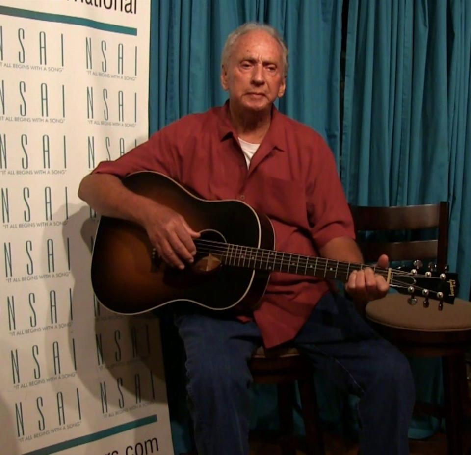 Late songwriting great Curly Putman was interviewed for 'Story Behind the Song' in 2013.
