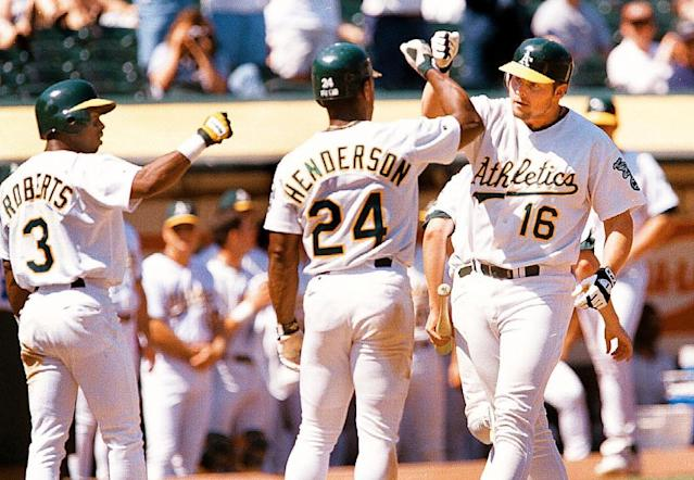 Former A's Eric Chavez and Jason Giambi new names on this year's Hall of Fame ballot