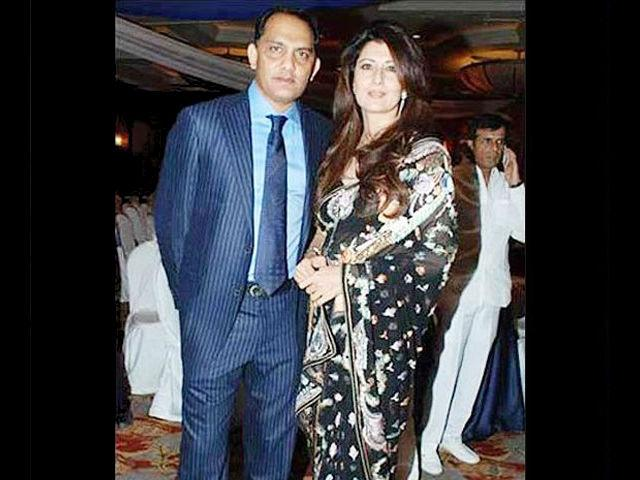 Former Indian cricket captain Mohammad Azharuddin fell in love with Sangeeta Bijlani. He divorced his first wife Naureen to marry Miss-India-turned-actress.