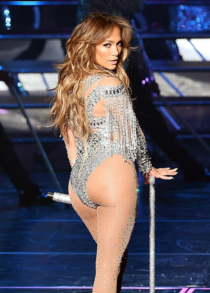 "<p>Her waist is small, her curves are kickin'… J.Lo's butt is arguably the butt that started it all. At first, she didn't get what all the hype was about and insisted it was ""only"" a butt. However, she has since embraced her backside, releasing the song ""Booty"" with fellow ass master Iggy Azalea and having a good laugh with James Corden about rumors that she had her biggest, um, asset insured for $1 million. ""No! There is no such thing as that,"" <a rel=""nofollow"" href=""http://people.com/tv/jennifer-lopez-denies-she-insured-her-butt-on-james-cordens-carpool-karaoke/"">she insisted</a>, wondering how having it insured could be at all useful. <span>""Something happens to it? It disappears? Somebody steals it?"" she asked.</span> (Photo: Denise Truscello/WireImage) </p>"