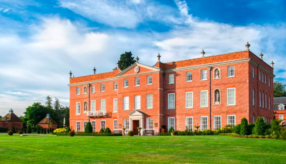 "<p>Set on a 500-acre country estate, this elegant hotel in a Georgian mansion is two miles from Dogmersfield village and six miles from Farnham Castle.</p><p>At the <a href=""https://go.redirectingat.com?id=127X1599956&url=https%3A%2F%2Fwww.booking.com%2Fhotel%2Fgb%2Ffour-seasons-hampshire.en-gb.html%3Faid%3D1922306%26label%3Dstaycation-uk&sref=https%3A%2F%2Fwww.goodhousekeeping.com%2Fuk%2Flifestyle%2Ftravel%2Fg34842793%2Fstaycation-uk%2F"" rel=""nofollow noopener"" target=""_blank"" data-ylk=""slk:Four Seasons Hotel Hampshire"" class=""link rapid-noclick-resp"">Four Seasons Hotel Hampshire</a>, there's a plush spa with a heated indoor/outdoor pool and a fitness centre. Dining options include a fine-dining restaurant, a refined bar with a fireplace, and a library lounge offering afternoon tea. Other amenities include a treetop zipline course and bike rentals, plus activities such as tennis, horse riding and fishing - ideal if you're thinking of bringing the extended family along for the ride.</p><p><a href=""https://www.goodhousekeepingholidays.com/offers/hampshire-four-seasons-hotel"" rel=""nofollow noopener"" target=""_blank"" data-ylk=""slk:Read our hotel review of the Four Seasons Hotel Hampshire here"" class=""link rapid-noclick-resp"">Read our hotel review of the Four Seasons Hotel Hampshire here</a></p><p><a class=""link rapid-noclick-resp"" href=""https://go.redirectingat.com?id=127X1599956&url=https%3A%2F%2Fwww.booking.com%2Fhotel%2Fgb%2Ffour-seasons-hampshire.en-gb.html%3Faid%3D1922306%26label%3Dstaycation-uk&sref=https%3A%2F%2Fwww.goodhousekeeping.com%2Fuk%2Flifestyle%2Ftravel%2Fg34842793%2Fstaycation-uk%2F"" rel=""nofollow noopener"" target=""_blank"" data-ylk=""slk:CHECK AVAILABILITY"">CHECK AVAILABILITY</a></p>"