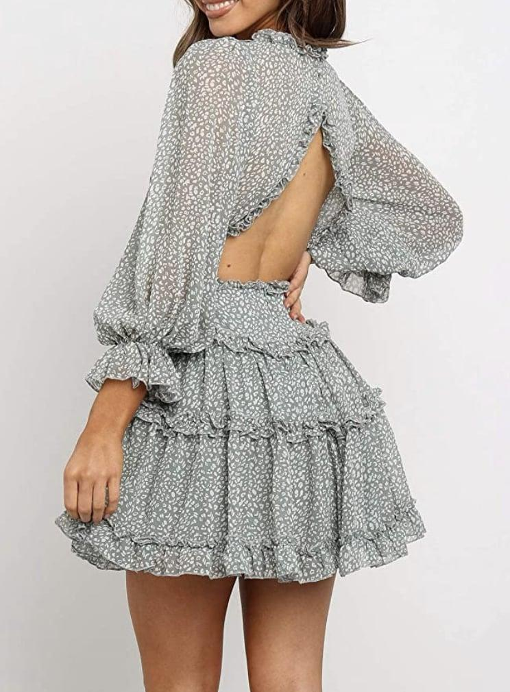 <p>All eyes will be on you in this flirty <span>Happy Sailed Swing Mini Dress</span> ($10-$34). </p>