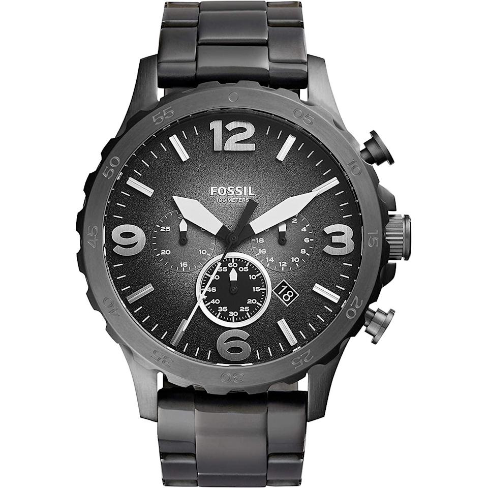 fossil stainless steel watch, Amazon prime day deals