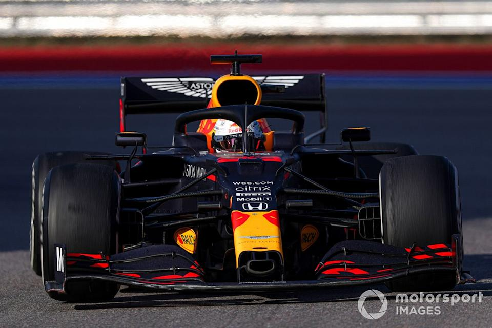 """Red Bull Racing RB16 (2020)<span class=""""copyright"""">Charles Coates / Motorsport Images</span>"""