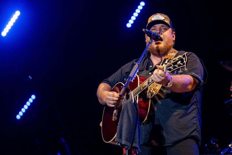 Luke Combs Puts Emotional Lyrics First in 'Even Though I'm