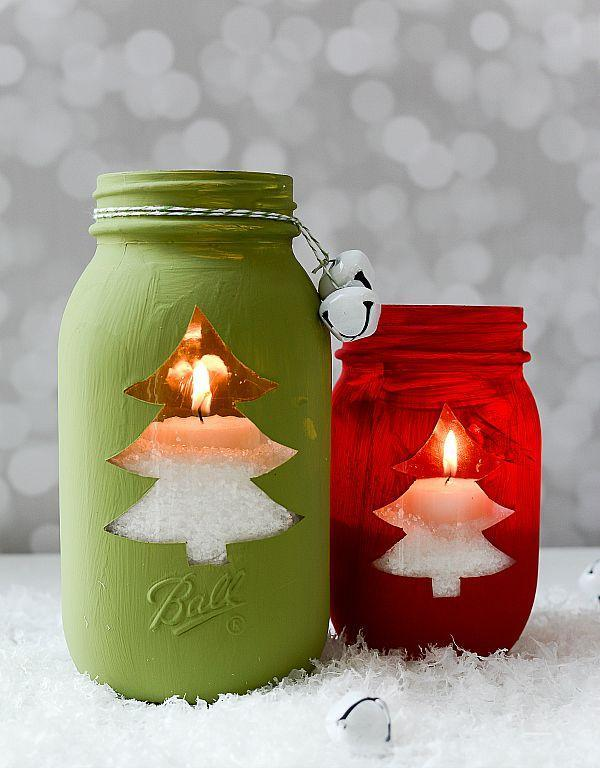 """<p>You can light up the 12 days (and nights!) of Christmas with this adorbs project, which includes a downloadable Christmas tree stencil to make crafting it easy peasy.</p><p><strong>Get the tutorial at <a href=""""https://masonjarcraftslove.com/christmas-tree-mason-jar-votive/"""" rel=""""nofollow noopener"""" target=""""_blank"""" data-ylk=""""slk:Mason Jar Crafts Love"""" class=""""link rapid-noclick-resp"""">Mason Jar Crafts Love</a>.</strong></p><p><a class=""""link rapid-noclick-resp"""" href=""""https://www.amazon.com/Hyoola-European-Votive-Candles-Unscented/dp/B07PWYN33Z/ref=sxin_13_pa_sp_search_thematic_sspa?tag=syn-yahoo-20&ascsubtag=%5Bartid%7C10050.g.2132%5Bsrc%7Cyahoo-us"""" rel=""""nofollow noopener"""" target=""""_blank"""" data-ylk=""""slk:SHOP VOTIVE CANDLES"""">SHOP VOTIVE CANDLES</a><br></p>"""