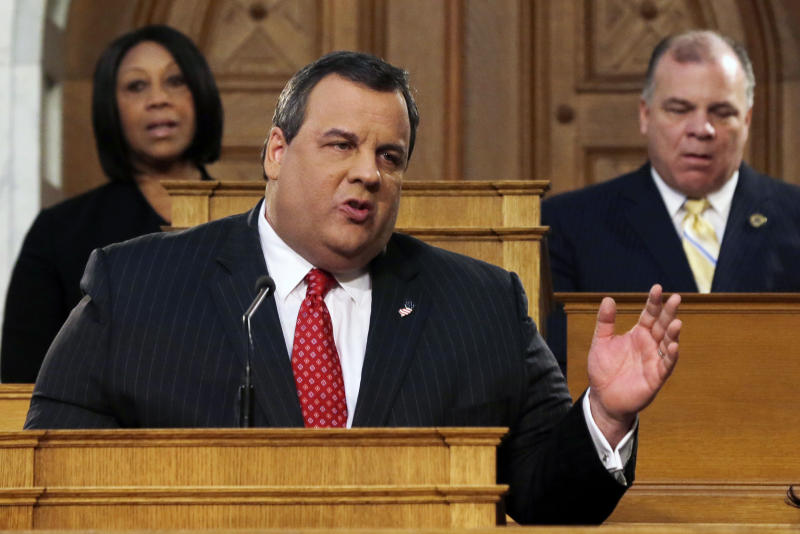 Christie: NJ will be back 'stronger than ever'