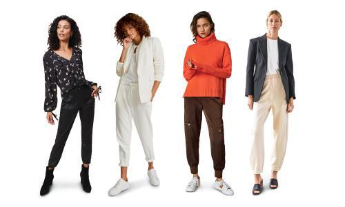 Trend watch: how sweatpants became a hot fashion look