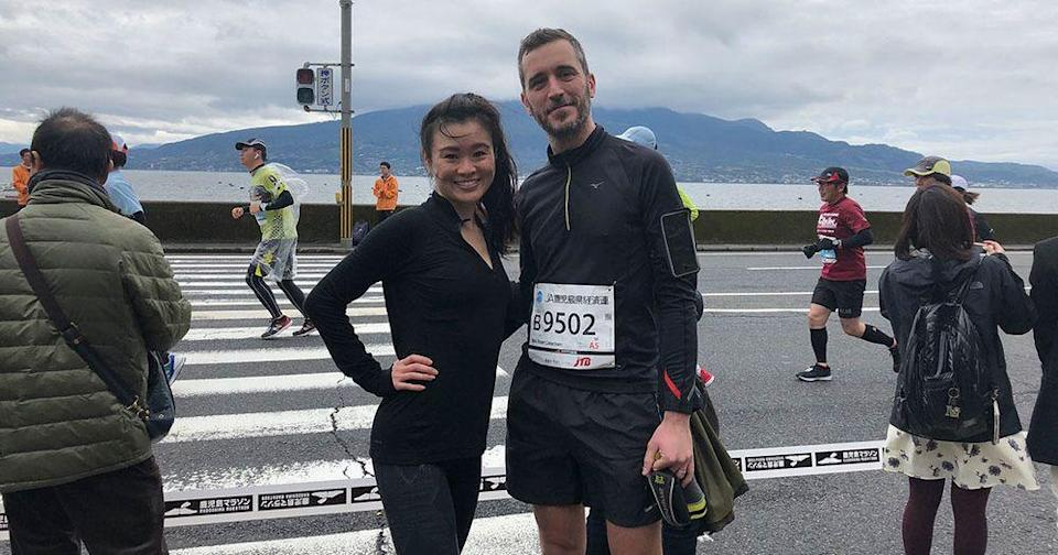 I may have scored a DNF at my first marathon (in Japan!), but that's actually the biggest win for me—ever.