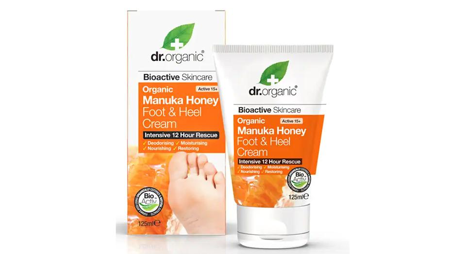 Dr Organic Manuka Honey Foot & Heel Cream