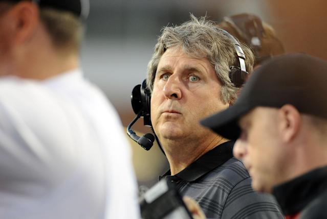 Washington State coach Mike Leach predicts the extinction of humankind