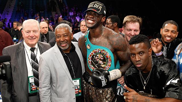 Deontay Wilder returns from a nine-month layoff to defend his WBC heavyweight title when he rematches Bermane Stiverne.